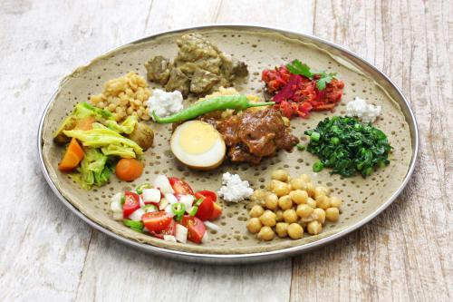 Made in Africa Ethiopian Restaurant menu Moorooka Takeaway | 10