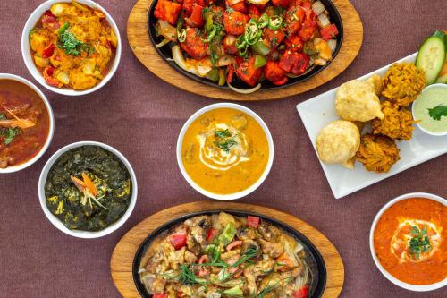 Maharani Authentic Indian Restaurant Menu Aveley Takeaway