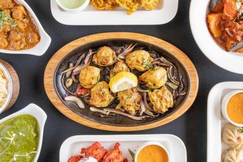 mandala nepalese restaurant menulog