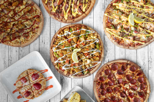 Pizza In A Hurry Menu Forest Lake Takeaway 10 Off Your