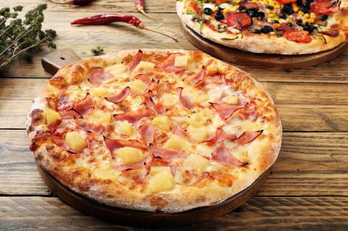 T Mans Pizza Menu Boronia Menulog