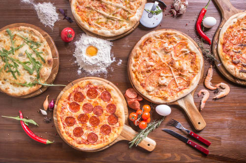 Ghostpan Pizza Menu Thornbury Takeaway Menulog
