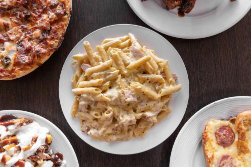Salisbury Pizza Capri Cafe menu Salisbury Plain Takeaway   10% Off