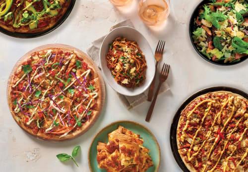 hot box pizza menulog