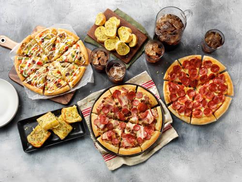 Pizza Hut - Gympie menu Gympie Takeaway   Order Online from Menulog