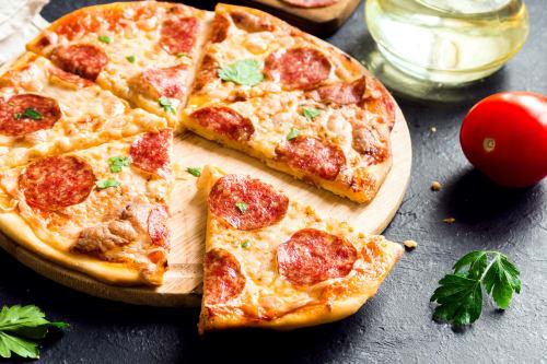 Pavarotti Pizza Menu Elsternwick Menulog