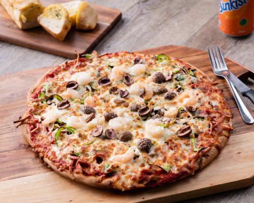 Johnny Boys Pizza Order Online From Menulog