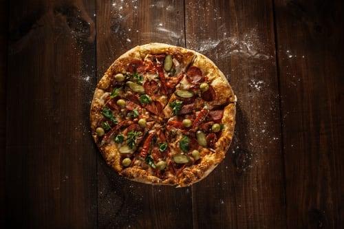 Ritas Pizzeria Restaurant Menu Chirnside Park Takeaway