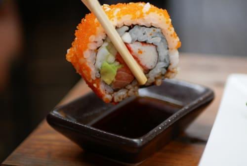 sushi ohoo menulog