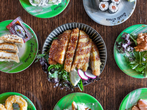 Sushi Train Sub Station Surfers Paradise Menu Surfers Paradise Takeaway Order Online From Menulog And you might win this delicious sushi lover box to pick up on valentine's day! sushi train sub station surfers