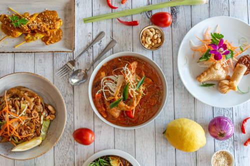 Sawasdee Thai Kitchen Wahroonga Menu Wahroonga