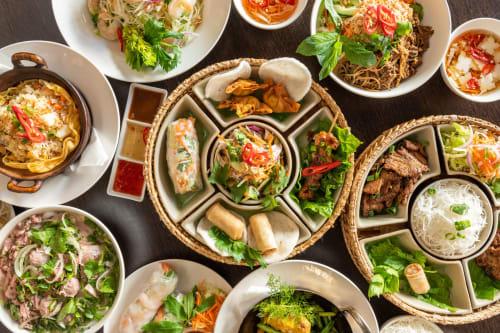 Little Hanoi Vietnamese Restaurant Menu Rockingham Takeaway