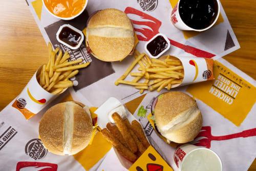 Burger King Master Menu Menu Takahue Takeaway Order Online From Menulog